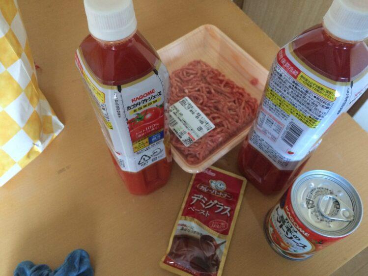 トマト缶の代用品に
